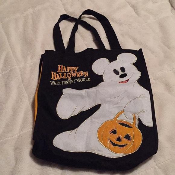 f97e550e04 Disney Handbags - Walt Disney World Halloween Tote Bag